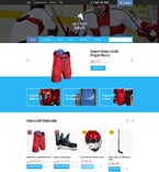 Sport Shopify Template 57756