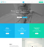 WordPress Template 57758