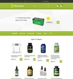 Medical OpenCart  Template 57773