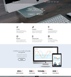Website  Template 57780