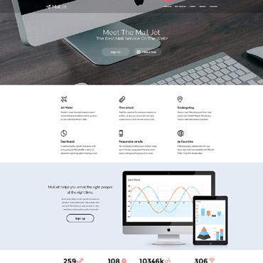 Купить  пофессиональные Bootstrap и html шаблоны. Купить шаблон #57780 и создать сайт.