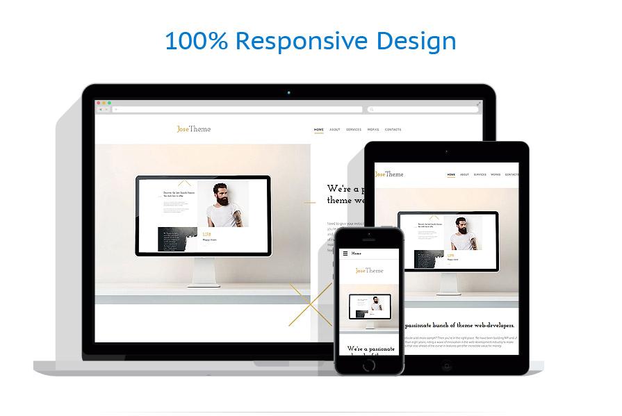 Modèles HTML5 Web design #57784
