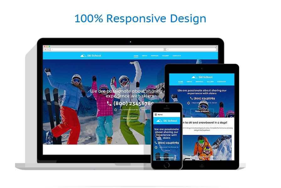 Modèles HTML5 Sport #57787