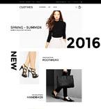Fashion Magento Template 57789