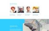 Responsivt Arche - Architecture Responsive Creative HTML Hemsidemall