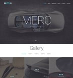 Cars Website  Template 57792