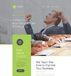 Website  Template 57796