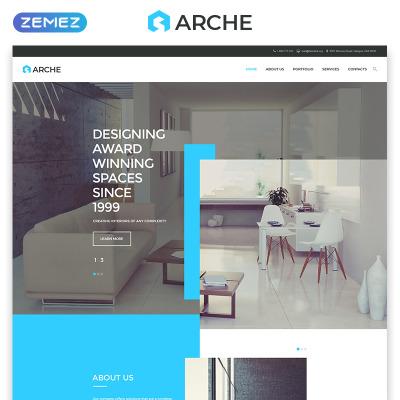 Architecture Website Templates