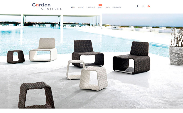 Garden Furniture WooCommerce Theme