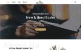 "HTML шаблон ""Booksmart - Books for Rent Modern Multipage HTML5"""