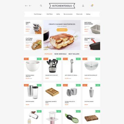 Housewares Responsive PrestaShop Teması