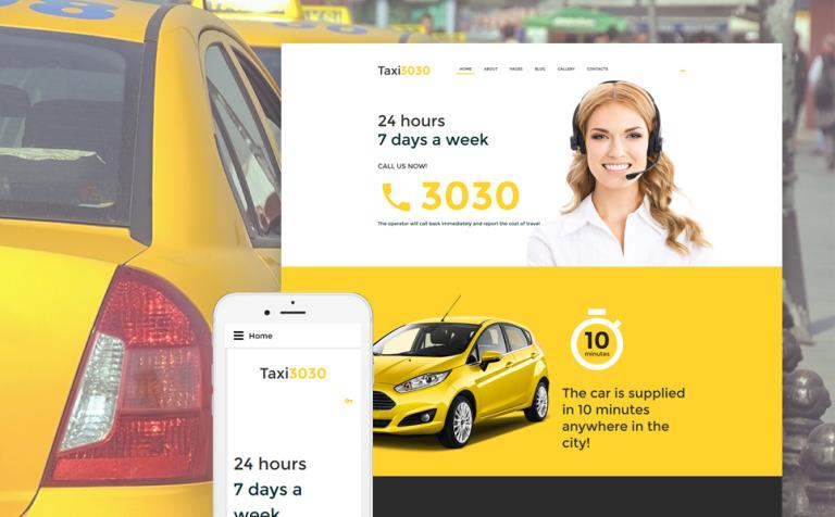 Taxi 3030