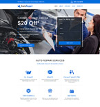 Cars Website  Template 57802
