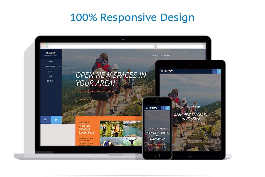 Modèles HTML5 Sport #57804