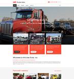 Cars Website  Template 57816