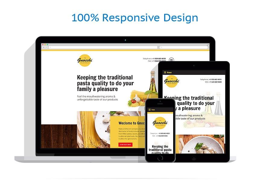 Modèles HTML5 Café et Restaurant #57818