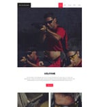 Sport Website  Template 57822