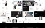 "Landing Page Template namens ""Round - Web Development Creative HTML"""