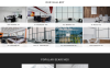 """Real Space - Real Estate Modern Multipage HTML5"" Responsive Website template Groot  Screenshot"