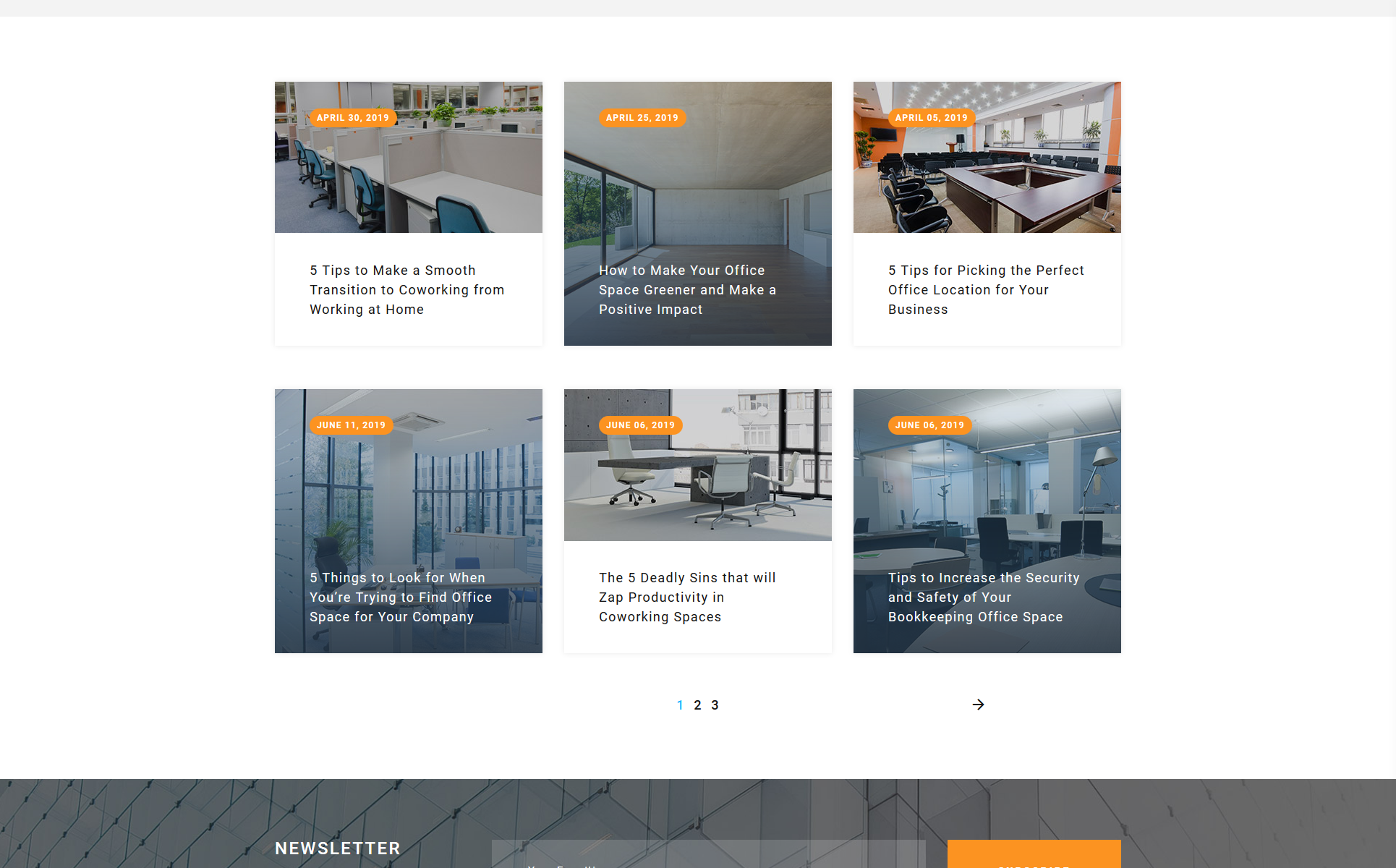 Real Estate Modern Multipage Html5 Template