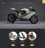 Cars PrestaShop Template 57832