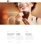 Food & Drink Website  Template 57836