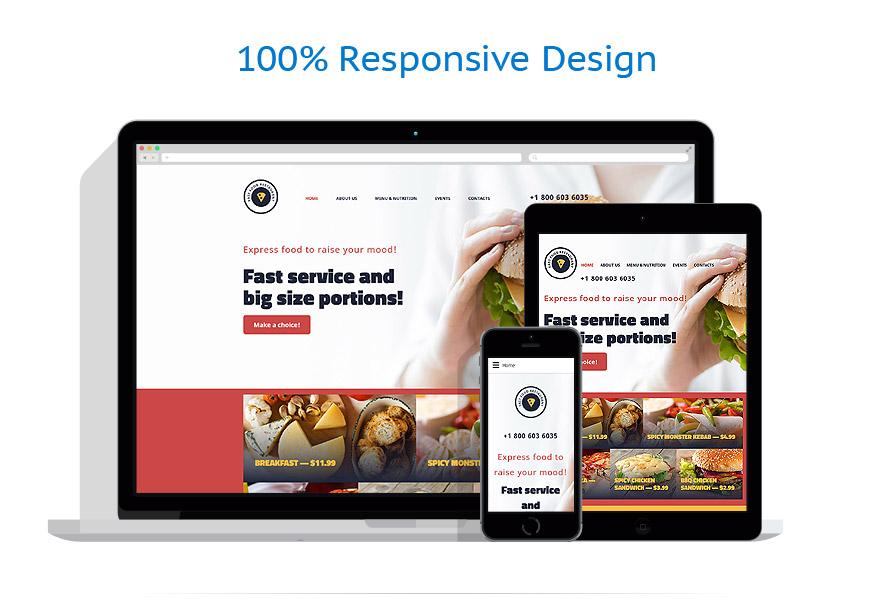 Modèles HTML5 Café et Restaurant #57838