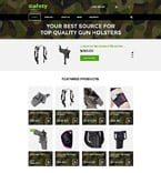Security VirtueMart  Template 57839