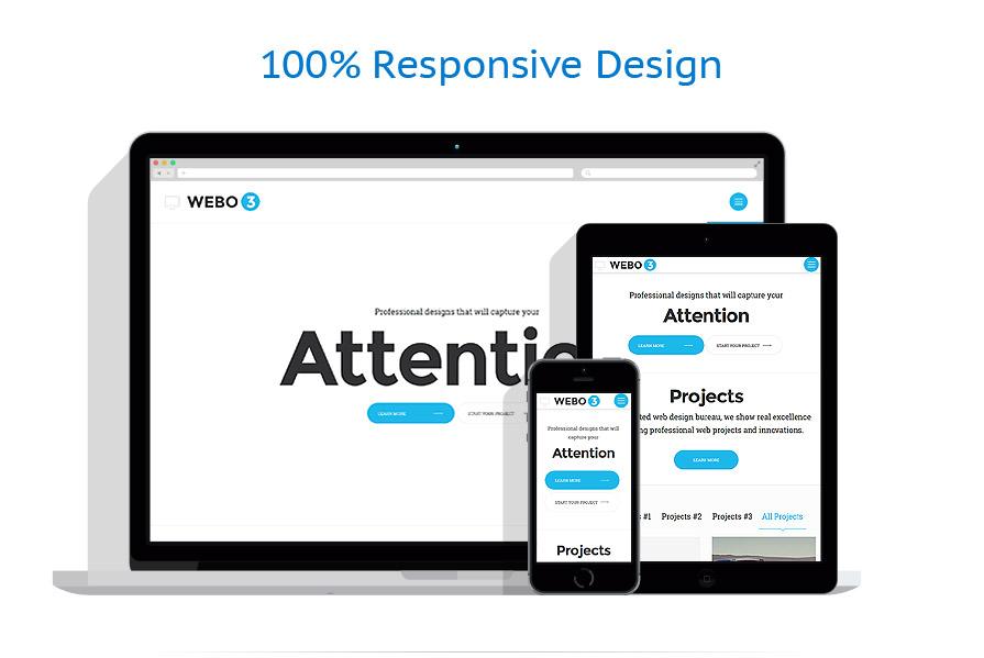 Modèles HTML5 Web design #57841