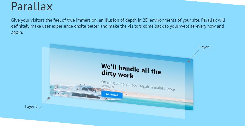 Boat Service  Repair Joomla Template