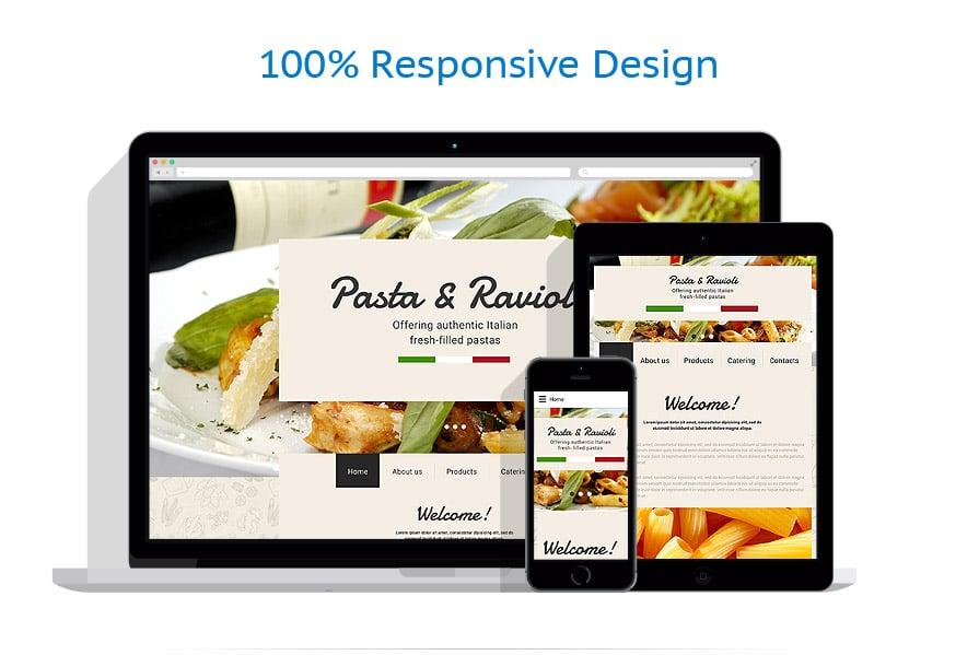 Modèles HTML5 Café et Restaurant #57848