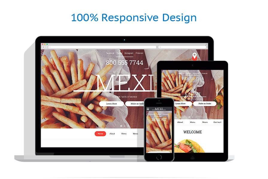 Modèles HTML5 Café et Restaurant #57850