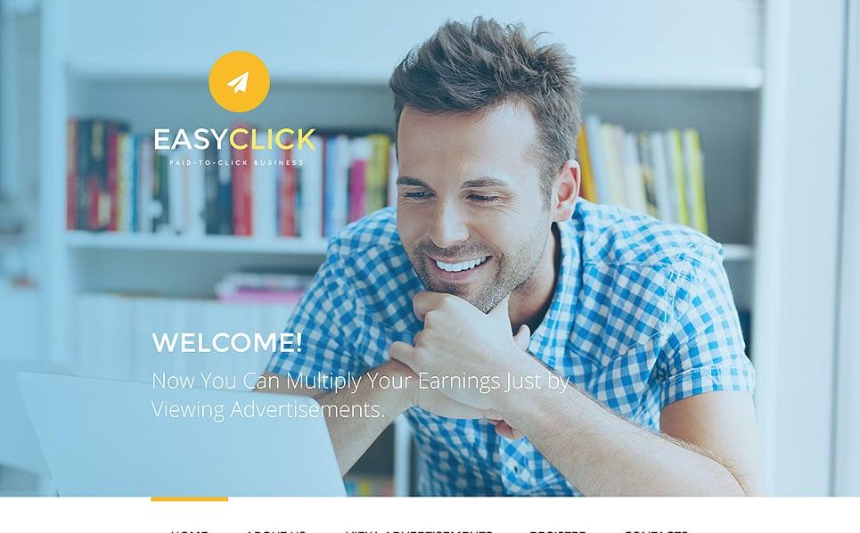 Template Siti Web Responsive #57856 per Un Sito di Business e Servizi New Screenshots BIG