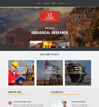 Website  Template 57858