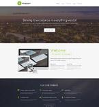 Software Website  Template 57862