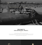 Art & Photography WordPress Template 57875