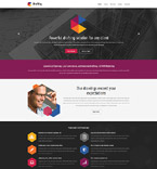 Architecture Website  Template 57885