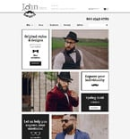 Fashion OpenCart  Template 57887