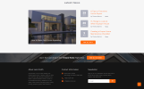 Responsivt Jack Smith - Real Estate Multipage Clean HTML Hemsidemall