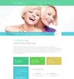 Medical Website  Template 57891
