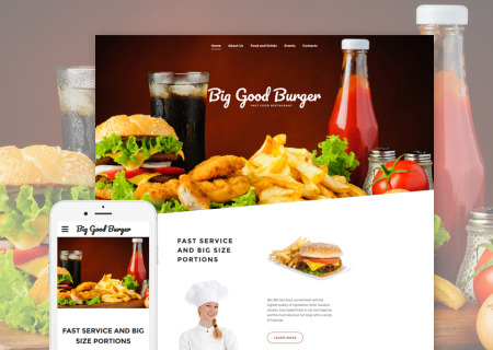 Fast Food Restaurant Site