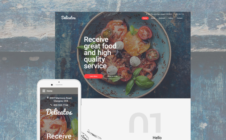19 New HTML5 Themes & Templates Released in December 2015