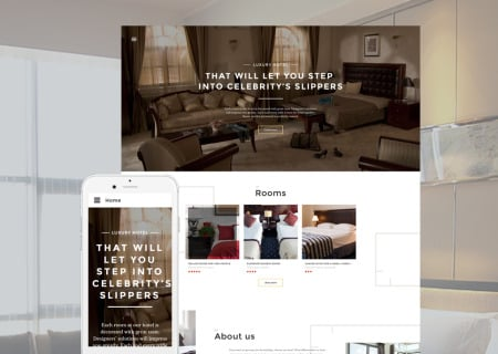 Hotels Responsive