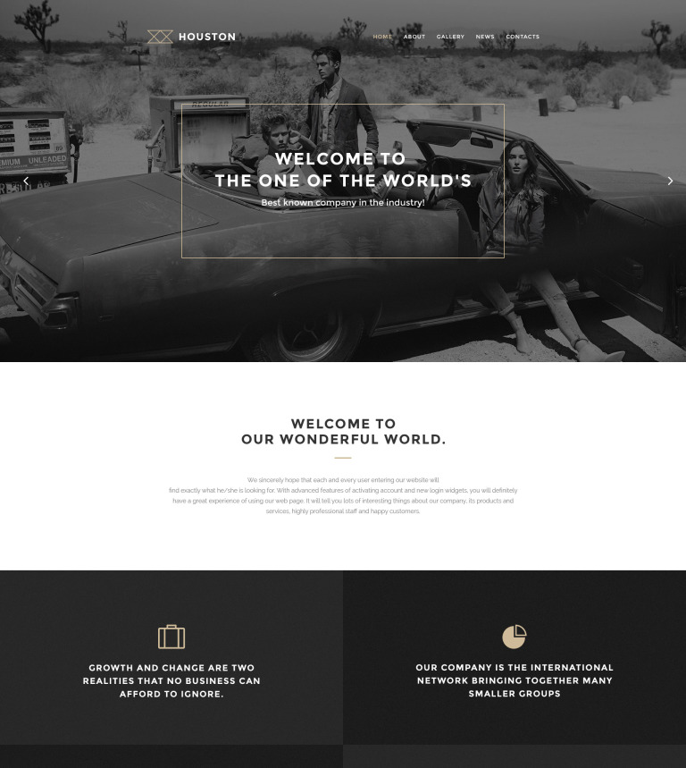 Business services wp template houston wordpress theme new screenshots big cheaphphosting Image collections
