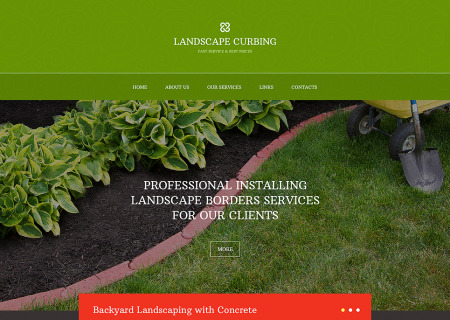Landscape Design Responsive