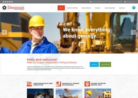 Mining Company Responsive