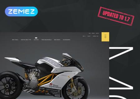 Bike Store Online