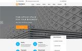 """Real Space - Real Estate Modern Multipage HTML5"" modèle web adaptatif"