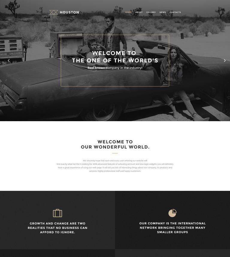 Tema de WordPress #57875 para Sitio de Estudios fotográficos