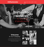 Cafe & Restaurant Website  Template 57919